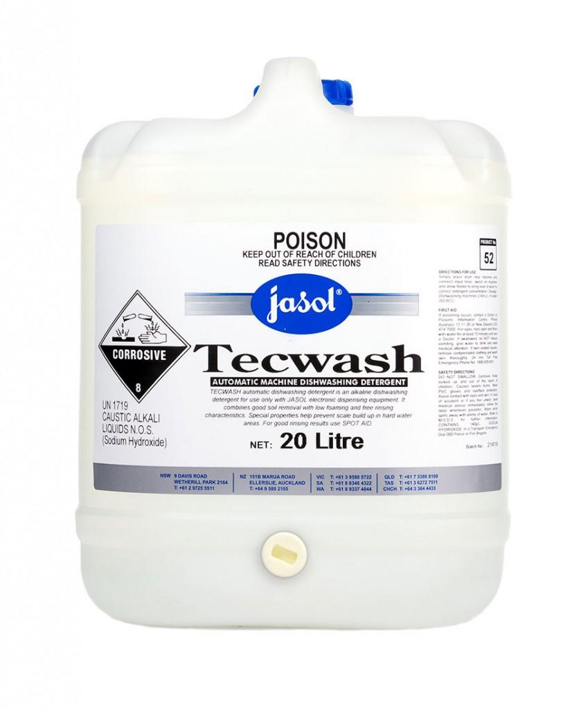 2000930—Tecwash—20L