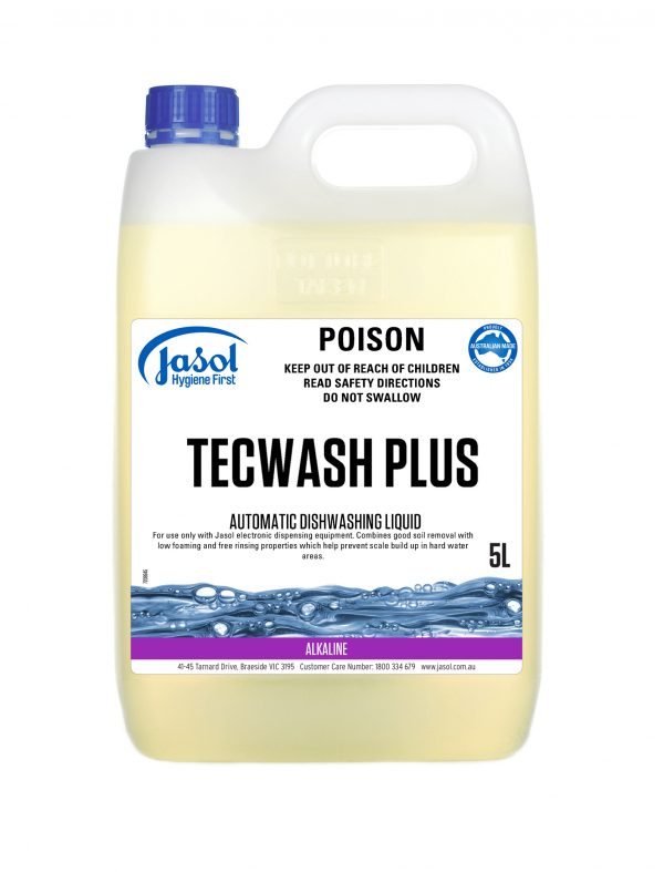 2001960 TECWASH PLUS 5L.1