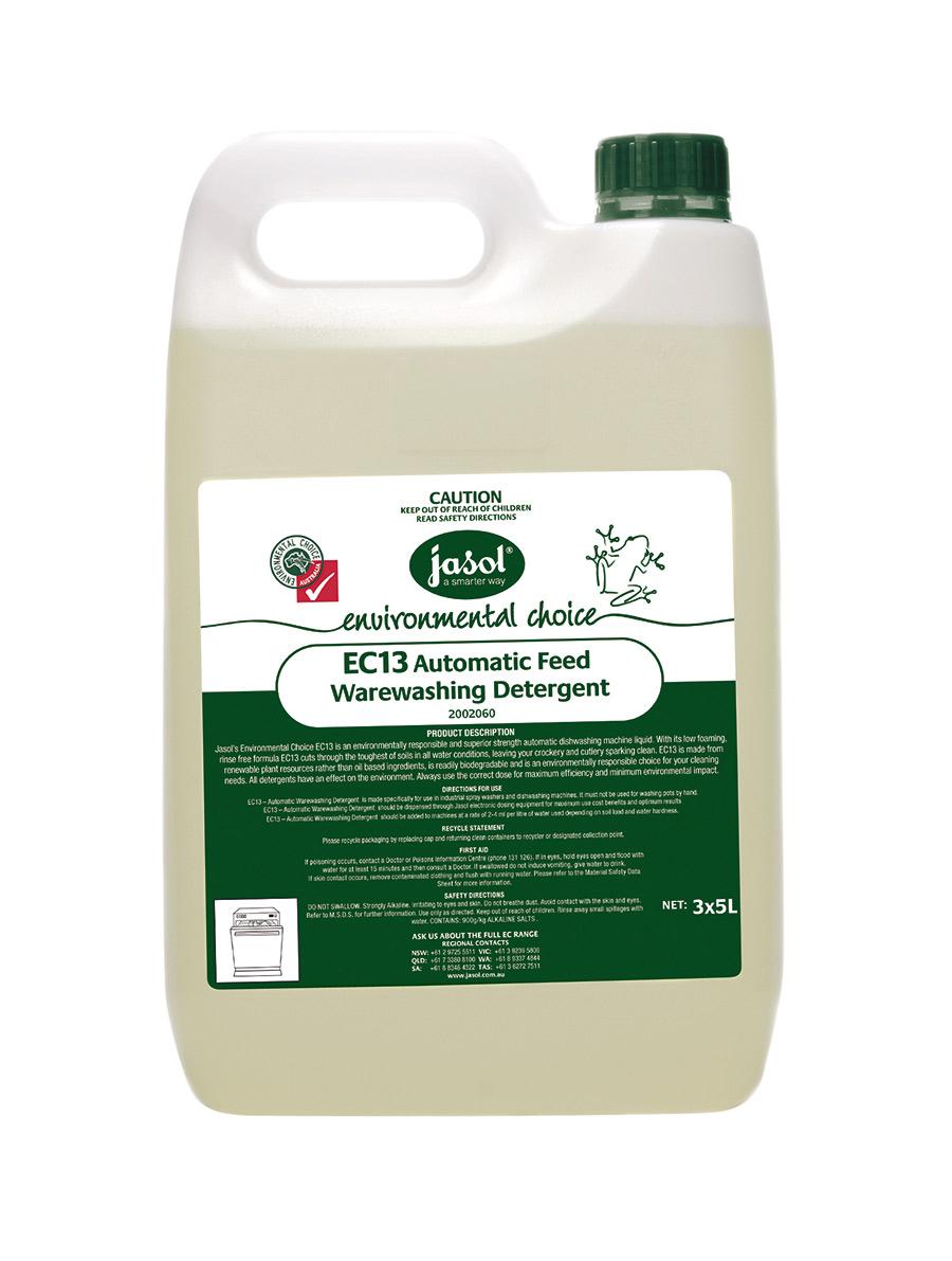 Ec13 Auto Warewash Detergent