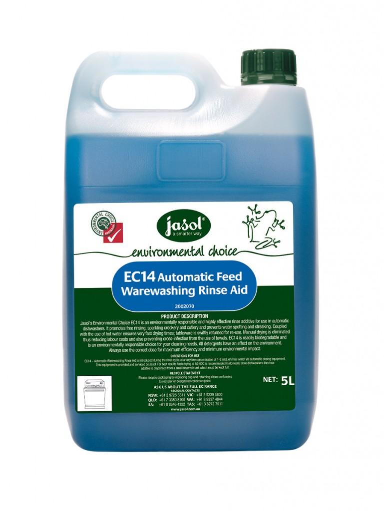 2002070—EC14-Auto-Warewash-Rinse-Aid—5L