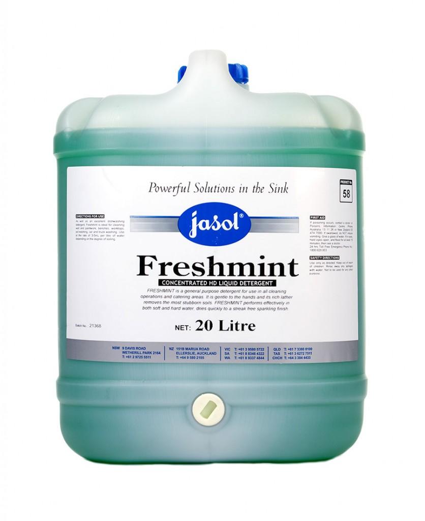 2010690—Freshmint—20L