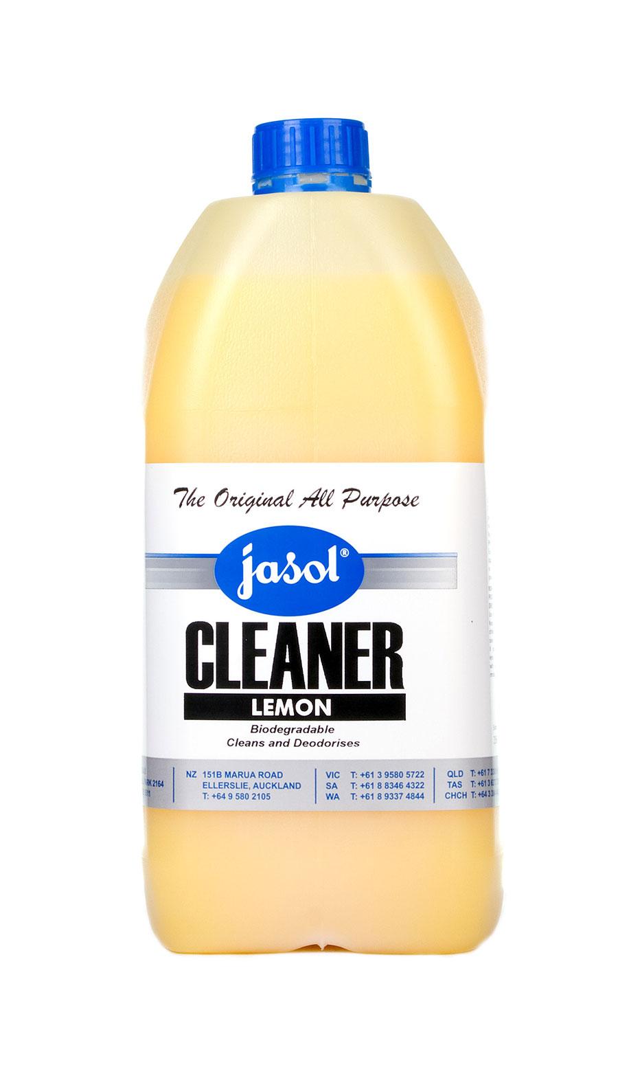 2031520—Lemon-Cleaner—5L