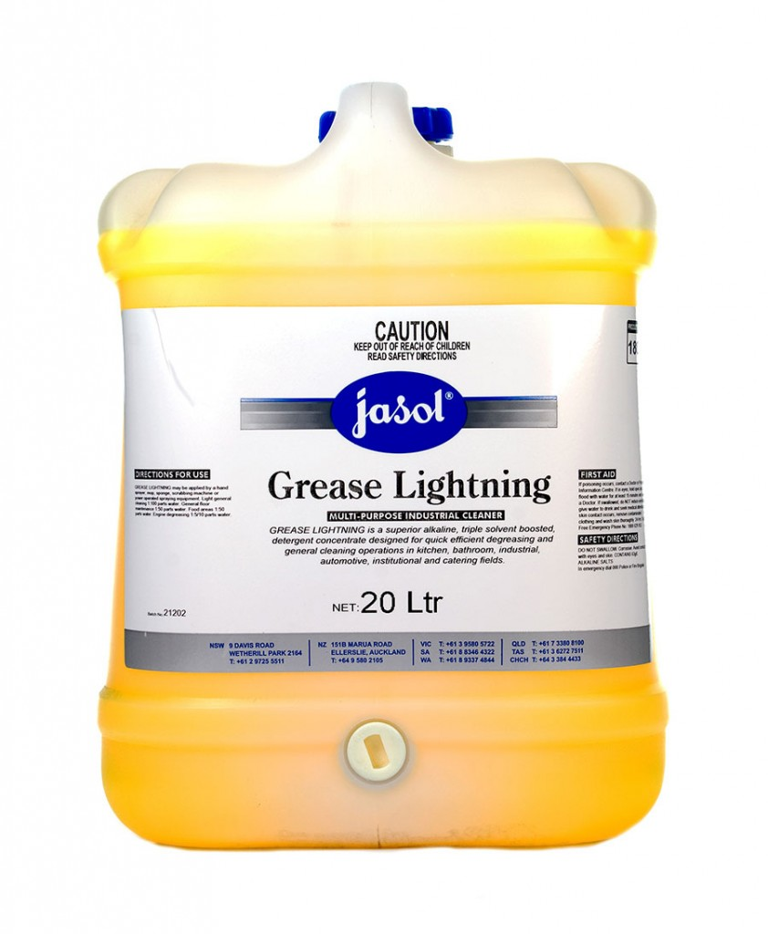 2034810—Grease-Lightning—20L