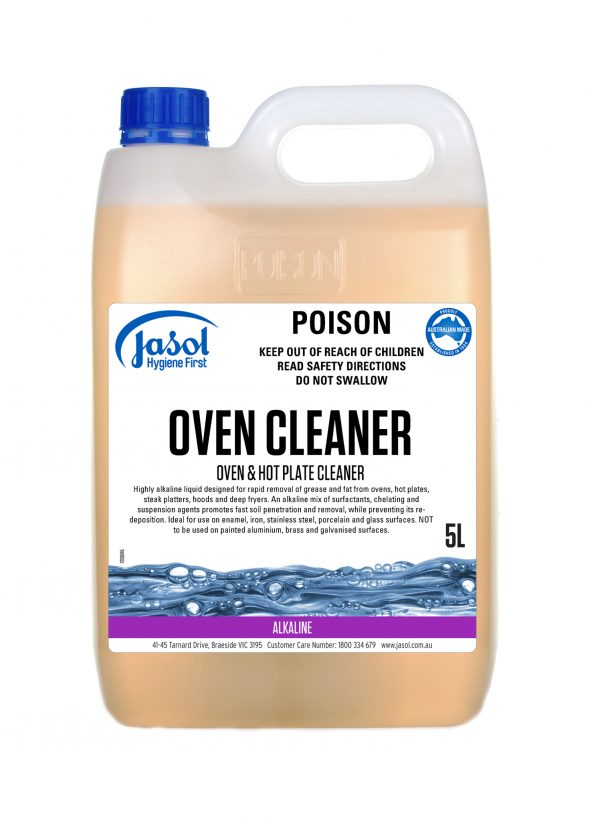 2035200 OVEN CLEANER 5L.1