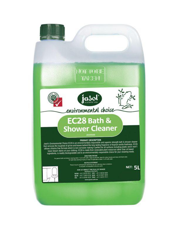 2035500—EC28-Bath-&-Shower-Cleaner—5L