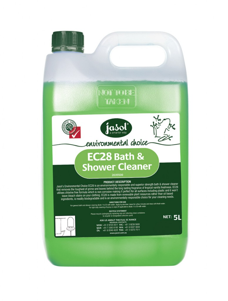 2035500—EC28-Bath-&-Shower-Cleaner—5L