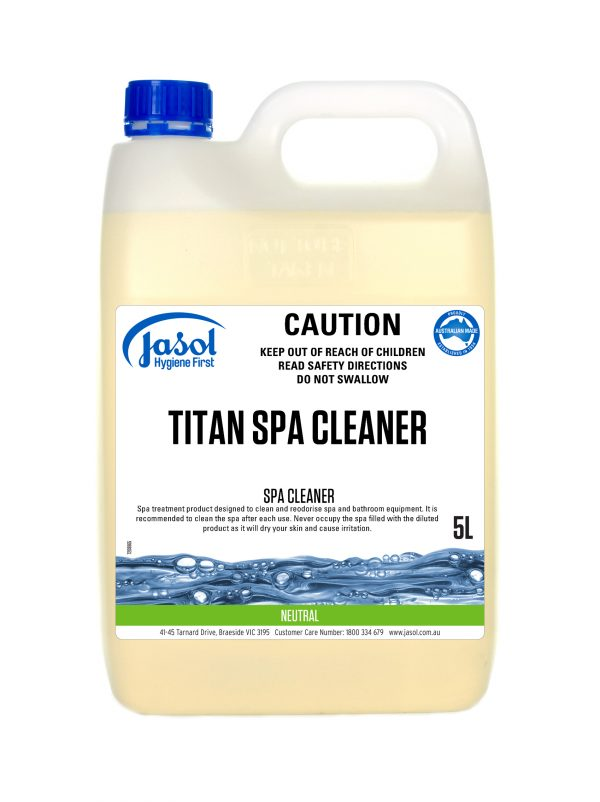 2044190 TITAN SPA CLEANER 5L.1