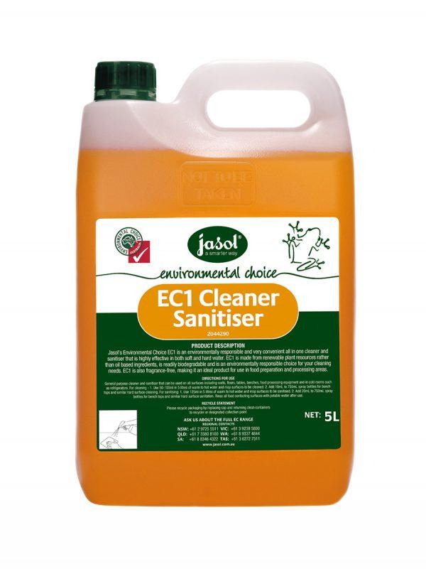2044290—EC1-Cleaner-Sanitiser—5L