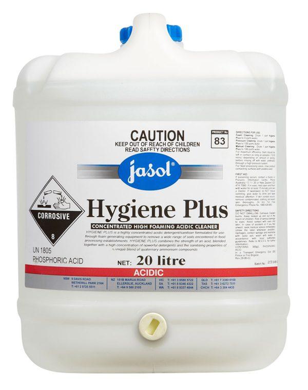 2054780—Hygiene-Plus-20L