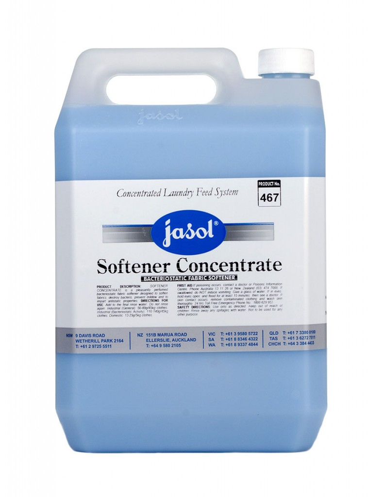 2066160—Softener-Concentrate-Fitment—5L