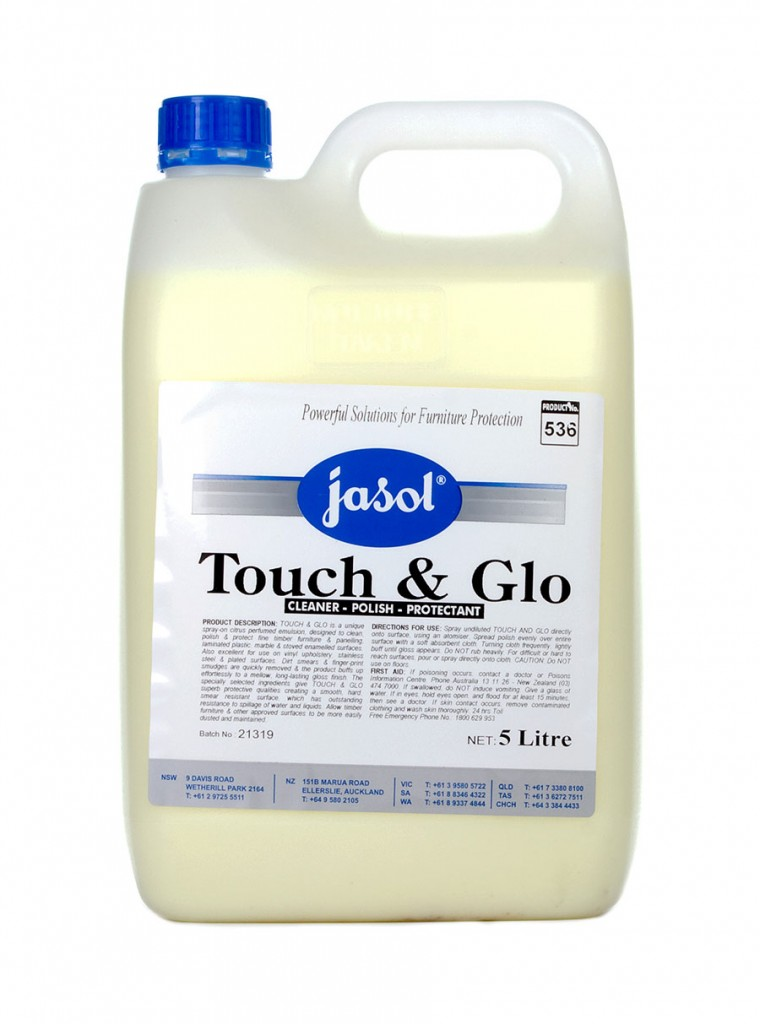 2080840—Touch-&-Glo—5L