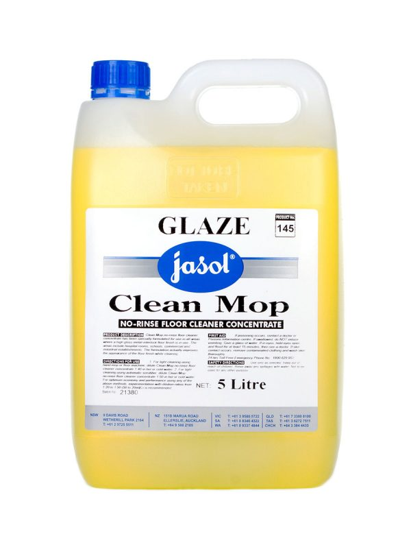 2102300—Glaze-Clean-Mop—5L