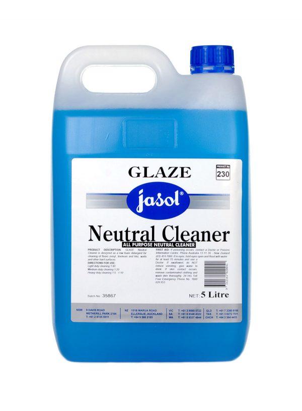 2102350—Glaze-Neutral-Cleaner—5L