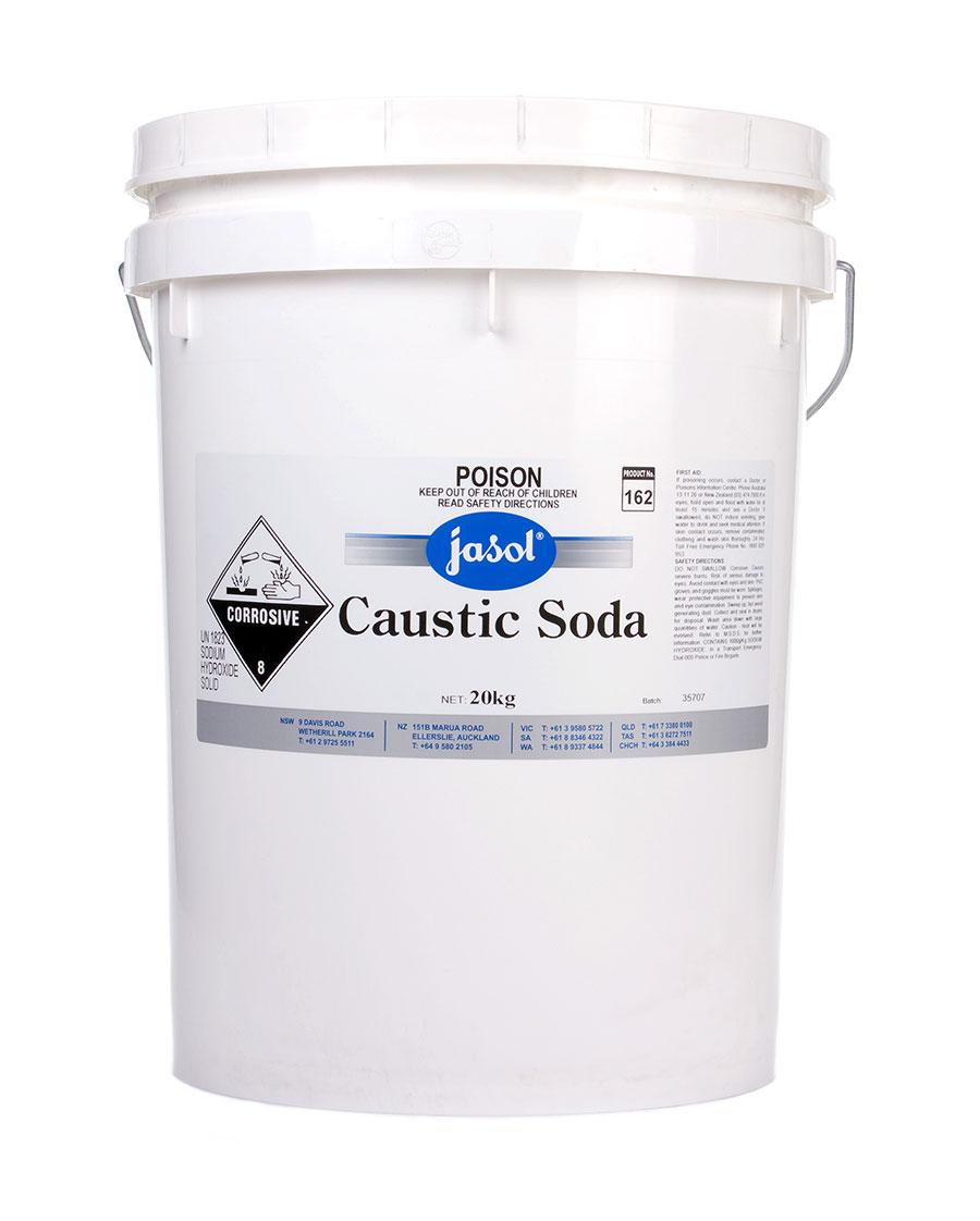 Caustic Soda - Femalevolence