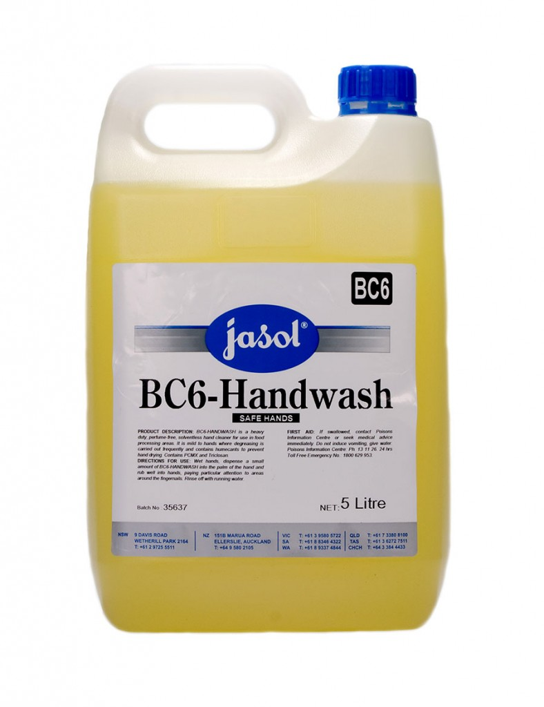 2210160—BC6—Handwash—5L