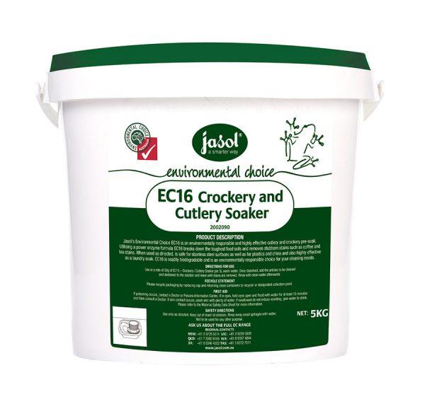 2002090—EC16-Crockery-and-Cutlery-Soaker—5L