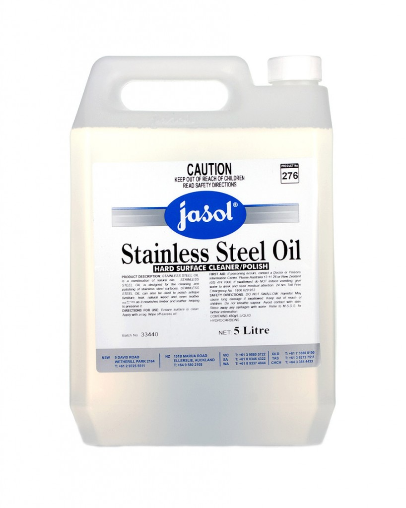 2051620—Stainless-Steel-Oil—5L
