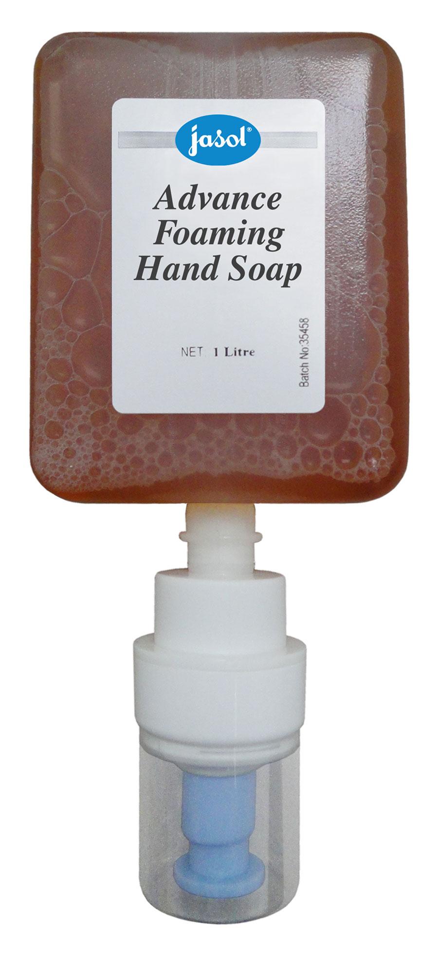 2073740—Advance-Hand-Soap–6x1L-