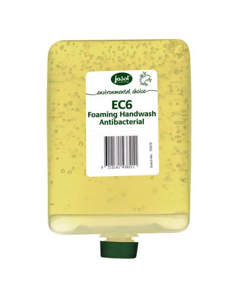 2073850-EC6-Foaming-Handwash-Antibacterial-1L-480×600