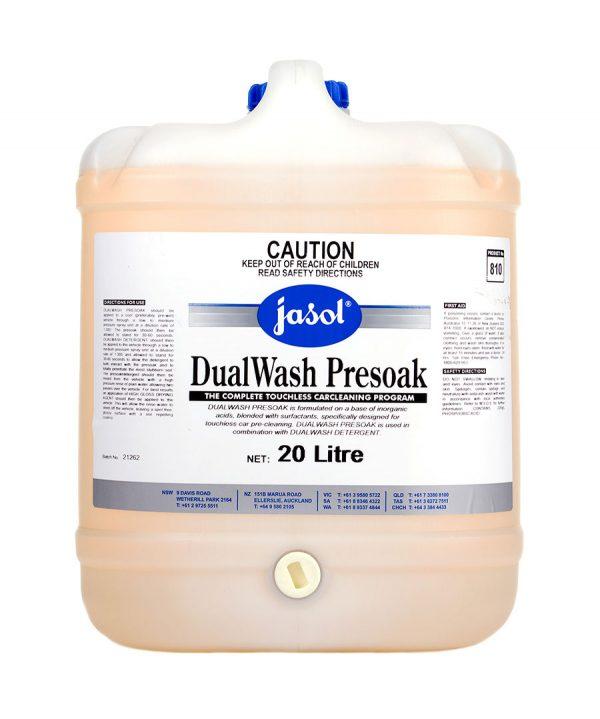 2121750—Dual-Wash-Presoak—20L