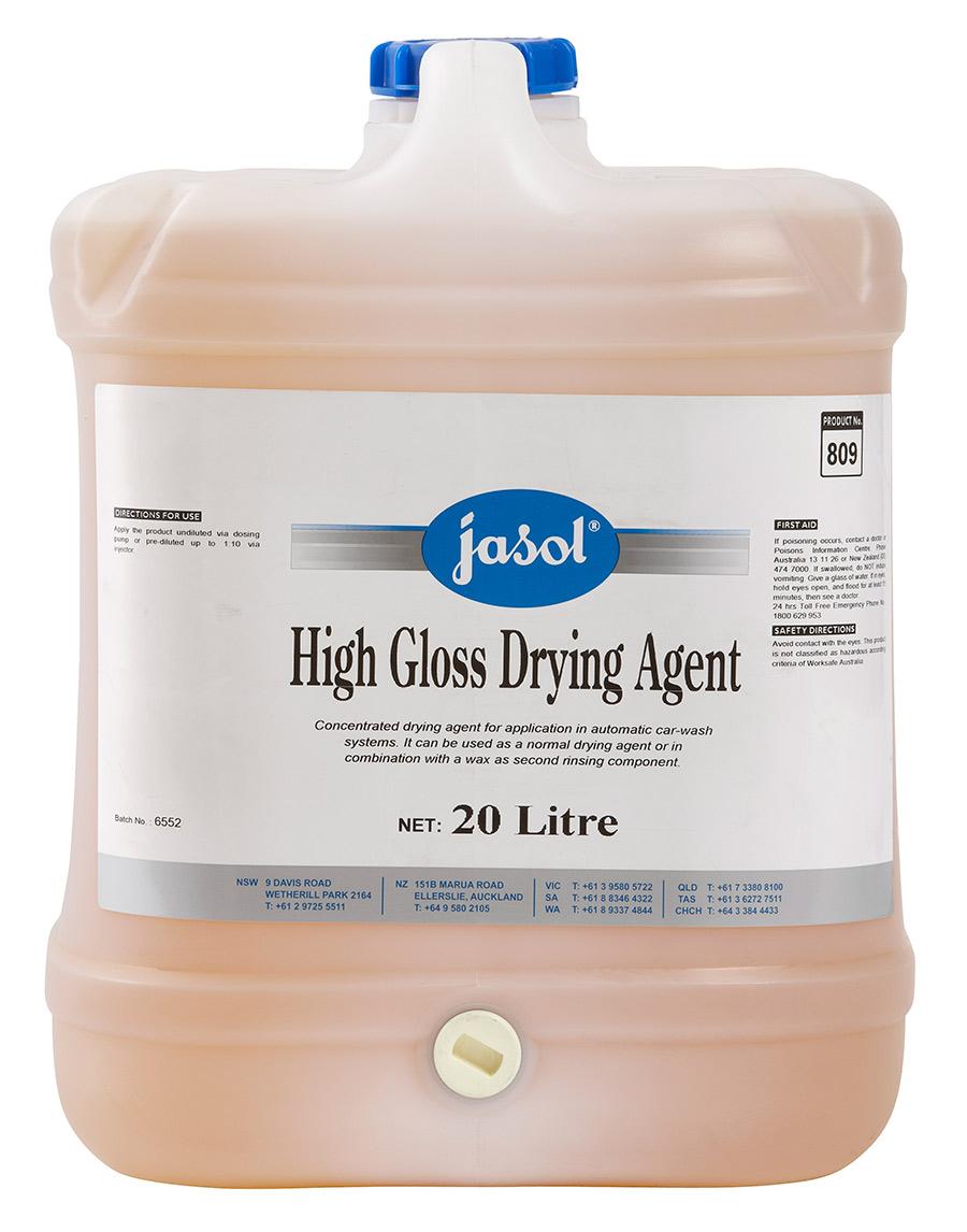 HIGH GLOSS DRYING AGENT