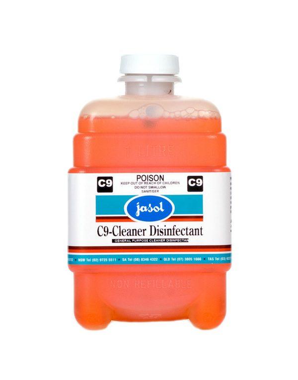 2150500—C9-Cleaner-Disinfectant—1L