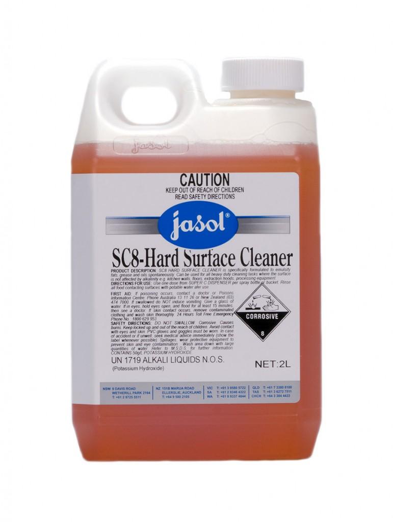 2160320—SC8-Hard-Surface-Cleaner—2L