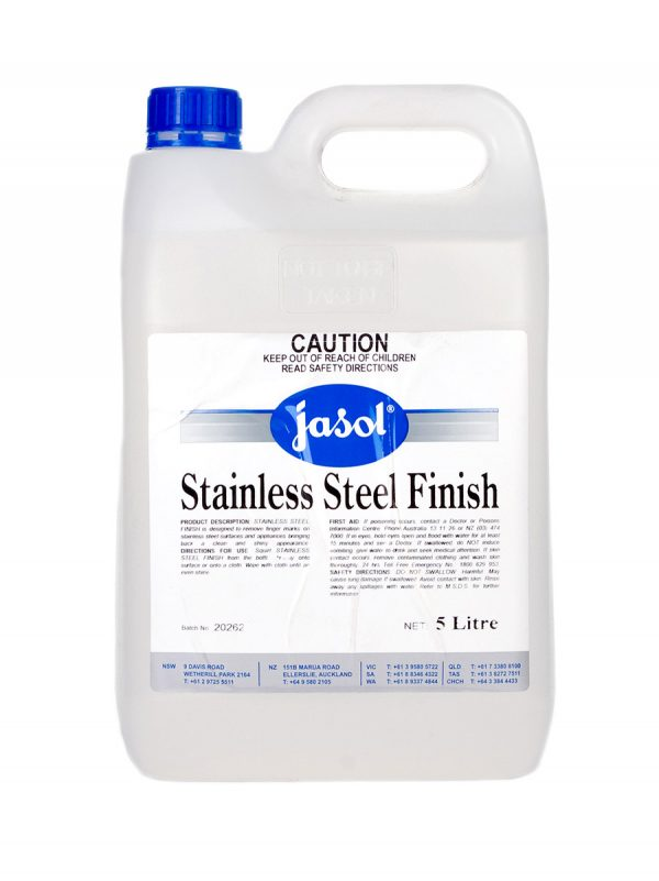 2993450—Stainless-Steel-Finish—5L