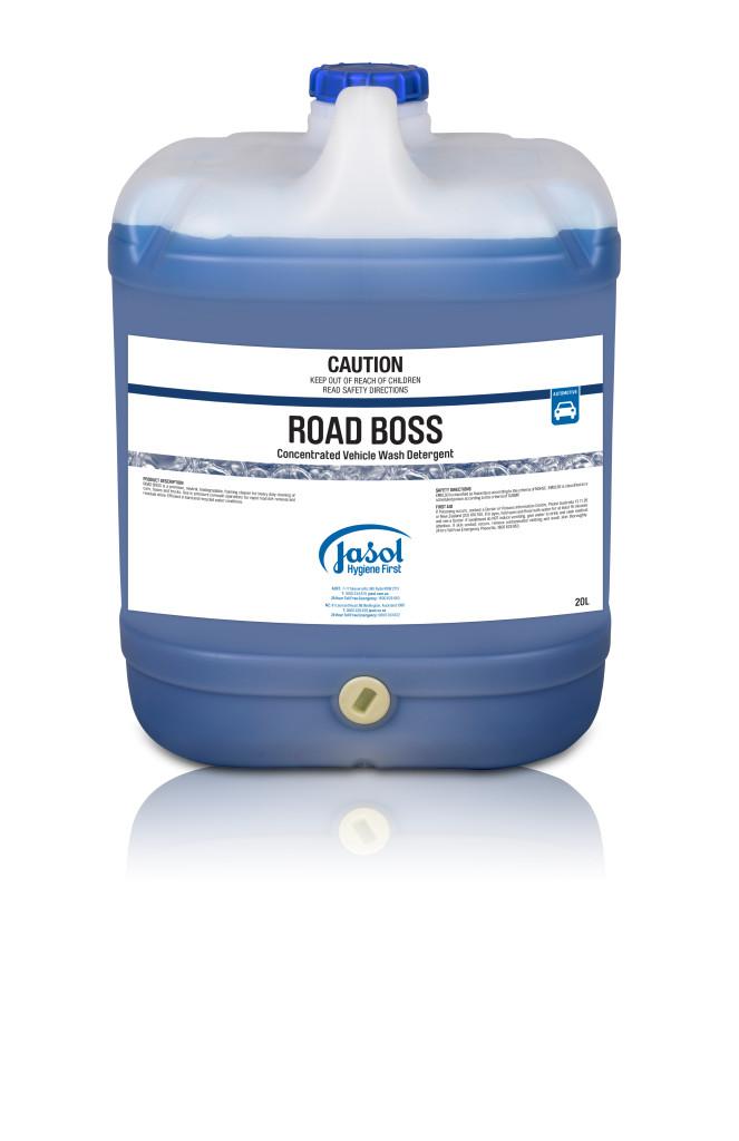 Road Boss