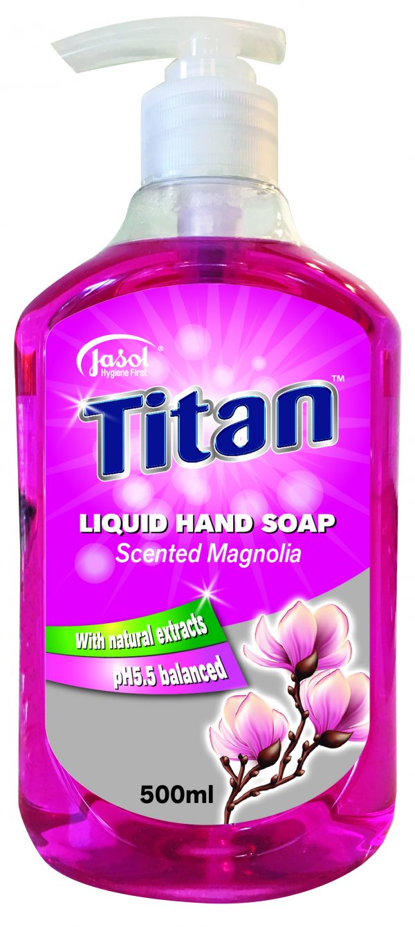 2031010 – Titan Hand SOAP 500ml