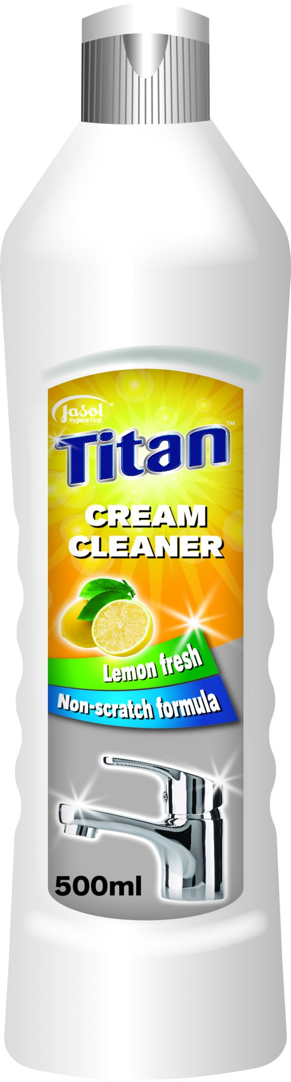 3000160 – Titan Cream Cleaner 500ml