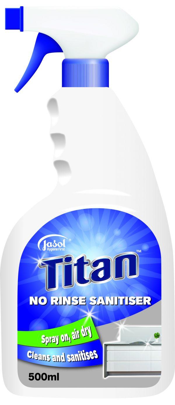 3000330 – Titan No Rinse 500ml